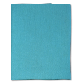 Tissus turquoise - Coupon
