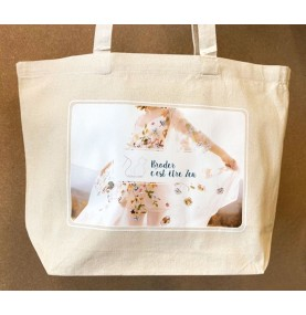 Shopping bag Un Chat dans...